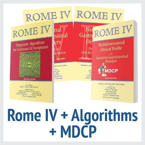 Rome IV + Algorithms + MDCP