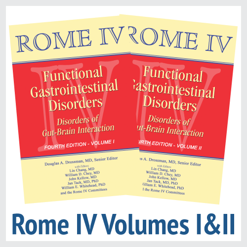Rome IV Bundle - Volumes I and II