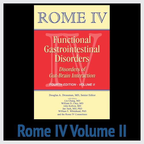 Rome IV Volume II