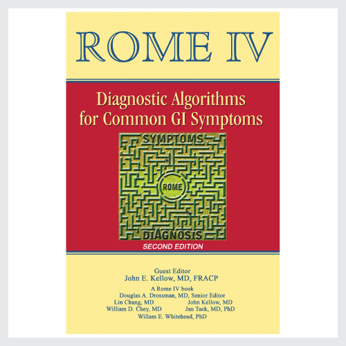 Rome IV Diagnostic Algorithms for Common GI Symptoms (Second Edition)