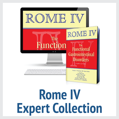 Rome IV Expert Collection (All Six Books and Online)