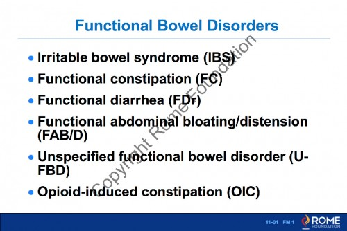 Chapter 11 - Bowel