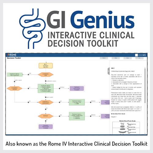 GI Genius Interactive Clinical Decision Toolkit